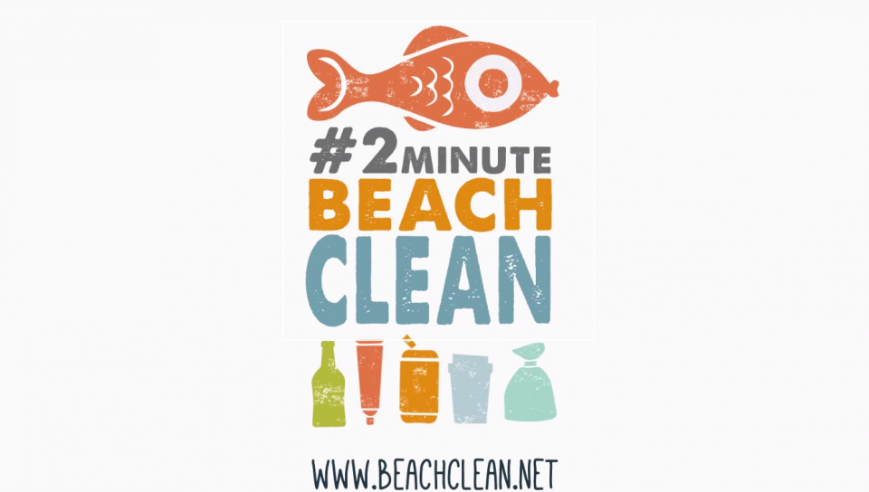 how to clean my beach