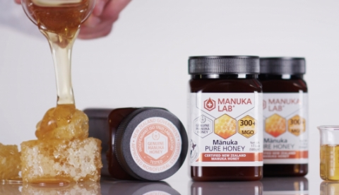 Manuka Lab Video Production Swansea